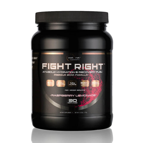 Fight Right by Mat Rat Supplements