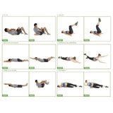 Ab Mat: Corrects Posture & Builds Core