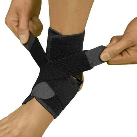 Adjustable Ankle Tensor