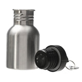 Wide Mouth Stainless Steel Water Bottles (available in 3 sizes)