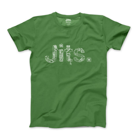 'Ingredients' Shirt - Green