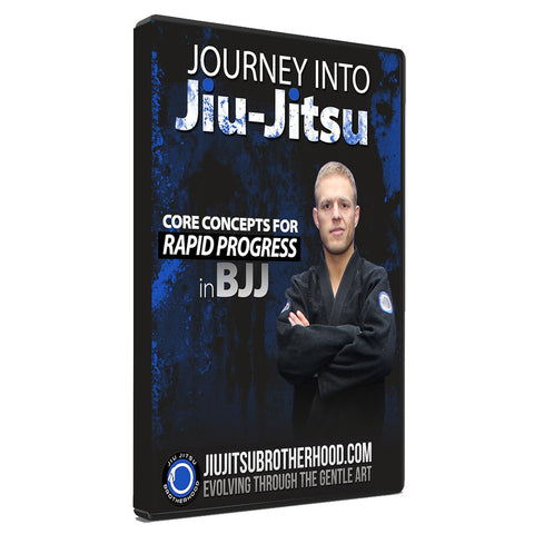 Journey Into Jiu-Jitsu (digital video download)
