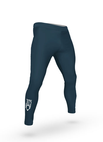 'Alt' Grappling Spats - Navy