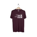'Origins 2.0' Shirt - Maroon
