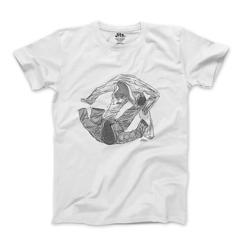 'Phantom Spider' Shirt - White