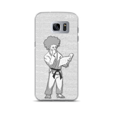 'Black Belt Reader' iPhone & Samsung Cases