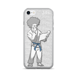 'Blue Belt Reader' iPhone & Samsung Cases