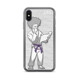 'Purple Belt Reader' iPhone & Samsung Cases