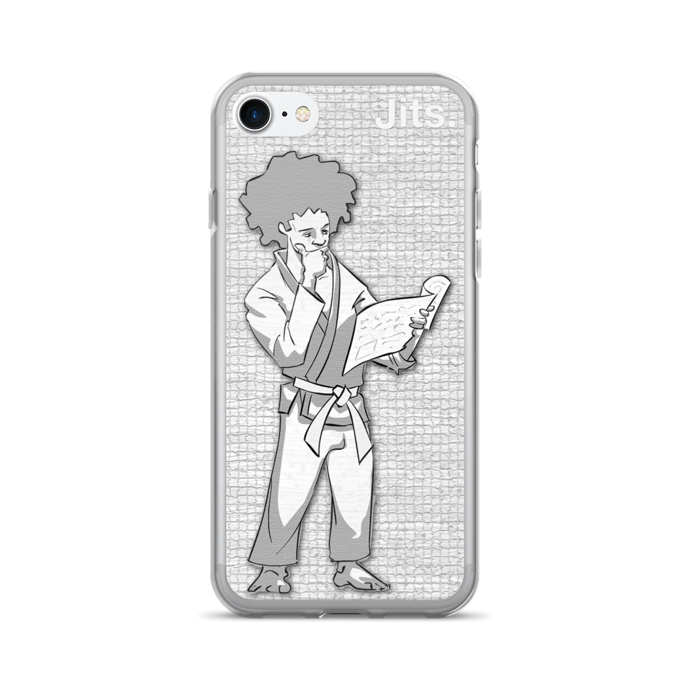 'White Belt Reader' iPhone & Samsung Cases