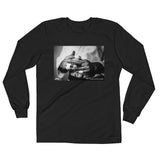 'Tools of the Trade' Long Sleeve Shirt - Black