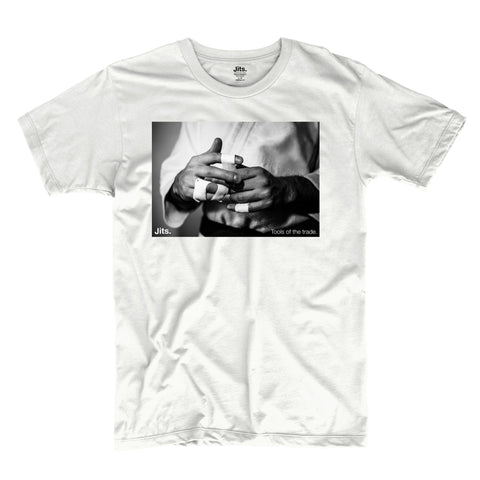 'Tools of the Trade' Shirt - Photography Collection - White
