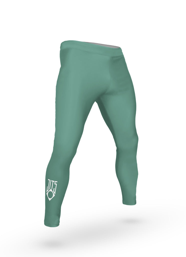 'Alt' Grappling Spats - Turquoise