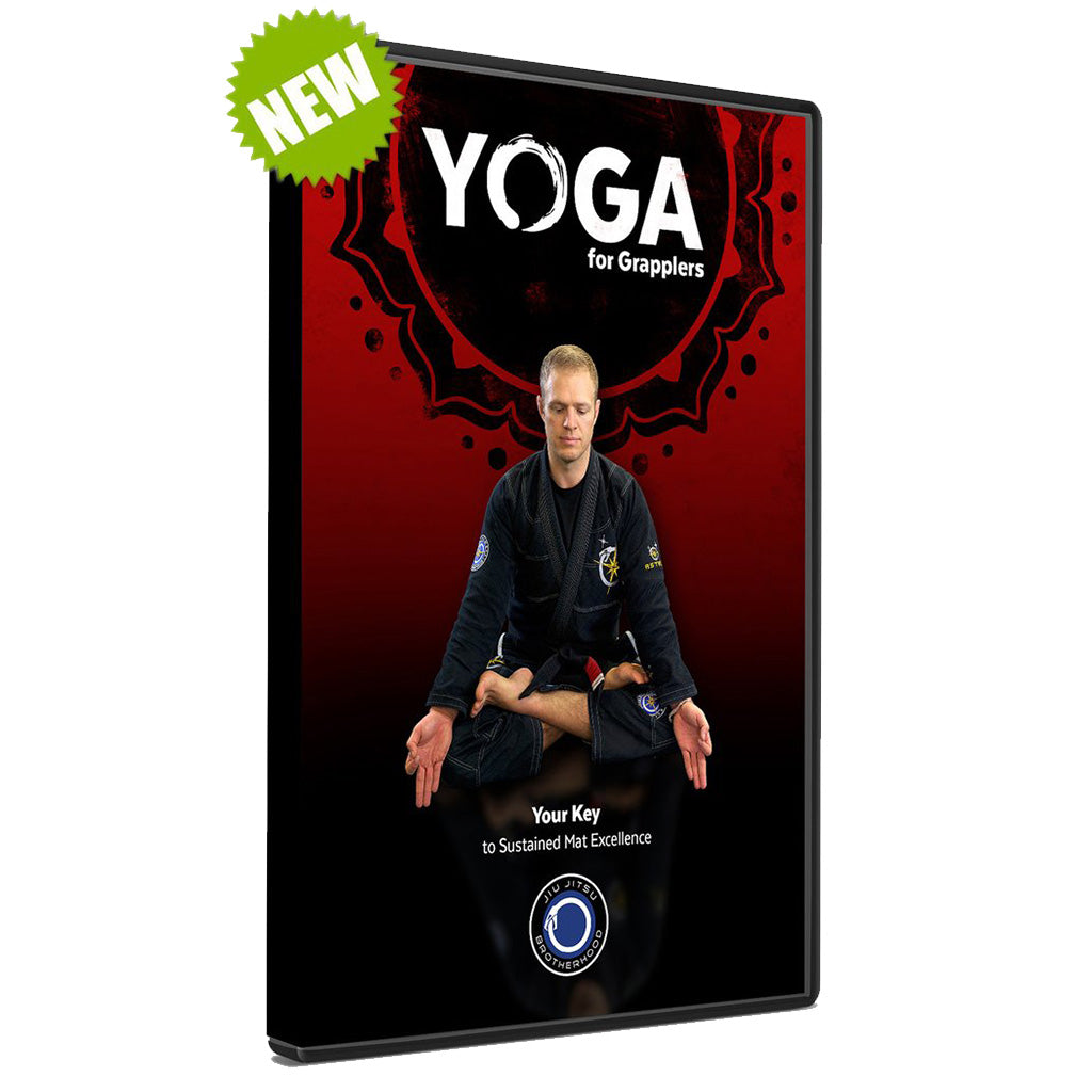 Yoga For Grapplers (digital video download)