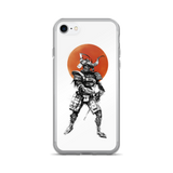 'Zombie Samurai' iPhone & Samsung Cases