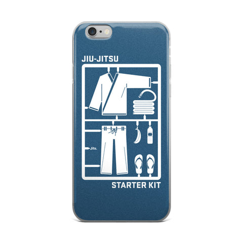 'Jiu-Jitsu Starter Kit' iPhone & Samsung Cases