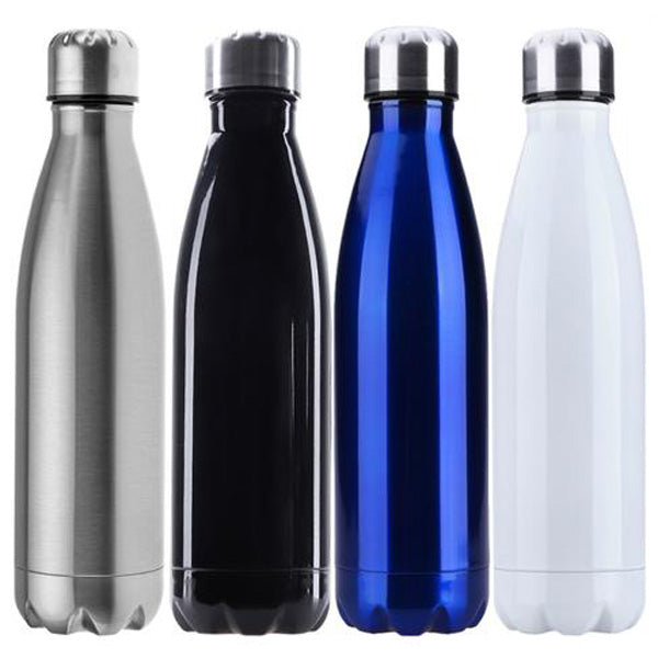 94c68e8782c 500mL Stainless Steel Double-Wall Water Bottle (12hrs Hot   24hrs Cold) ...