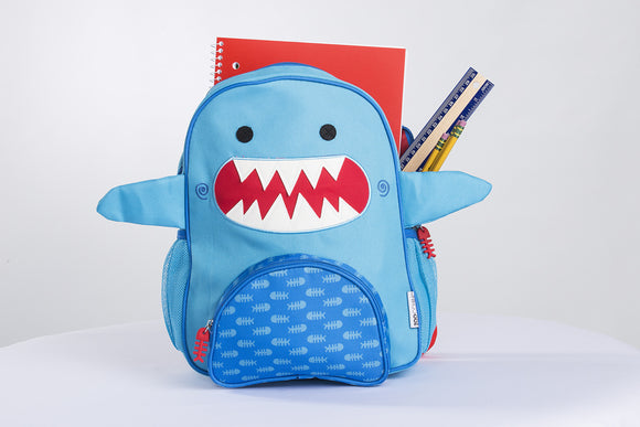 Zoocchini Sherman the Shark Backpack