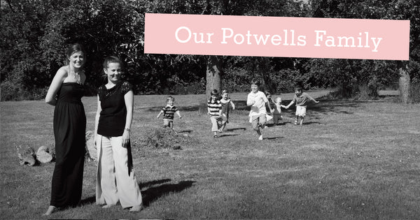 Potwells founders Nicola Barnett and Julie Ann Mclean
