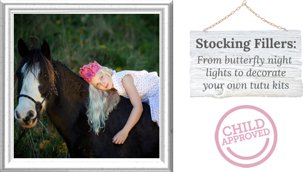 Christmas Stocking Fillers for Girls - Ideas & Inspiration
