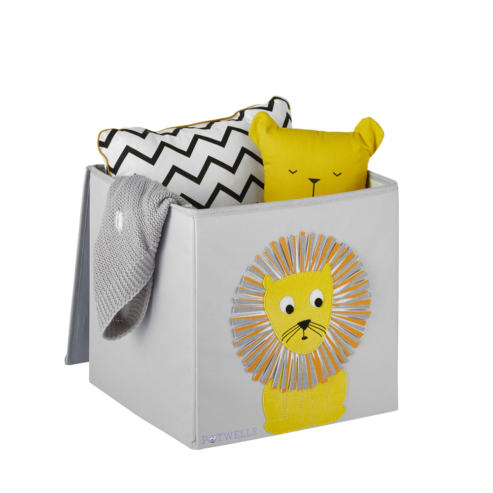 Storage Box - Lion - Potwells