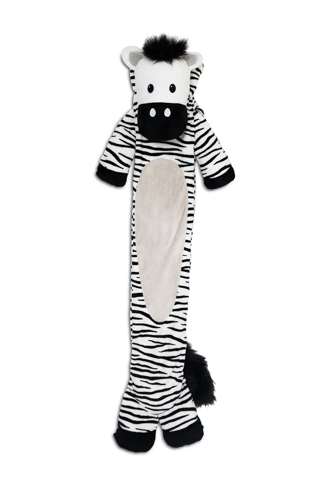 Zebra YuYu Long Hot Water Bottle by Potwells