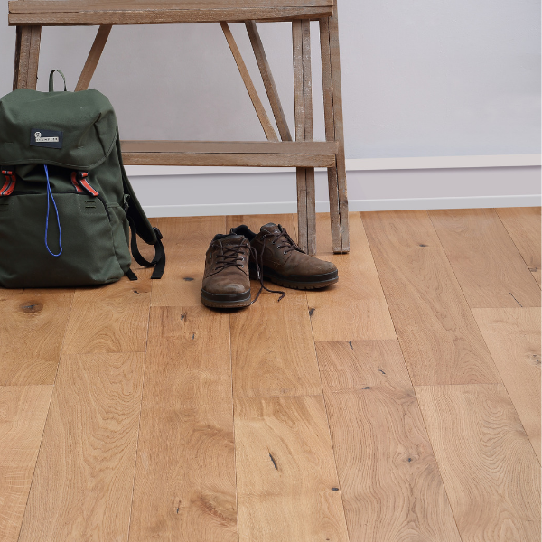 Natural - Genuine French Oak, Elegant Oak