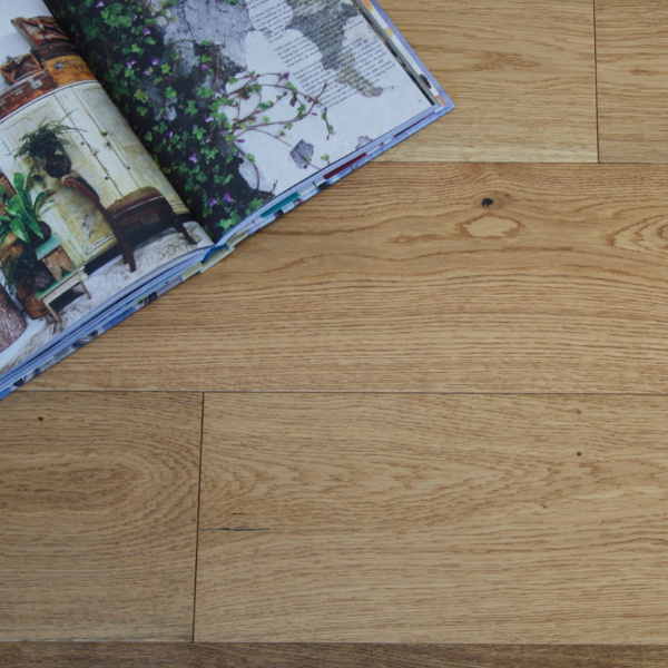 Natural European Oak, Clic Oak Range