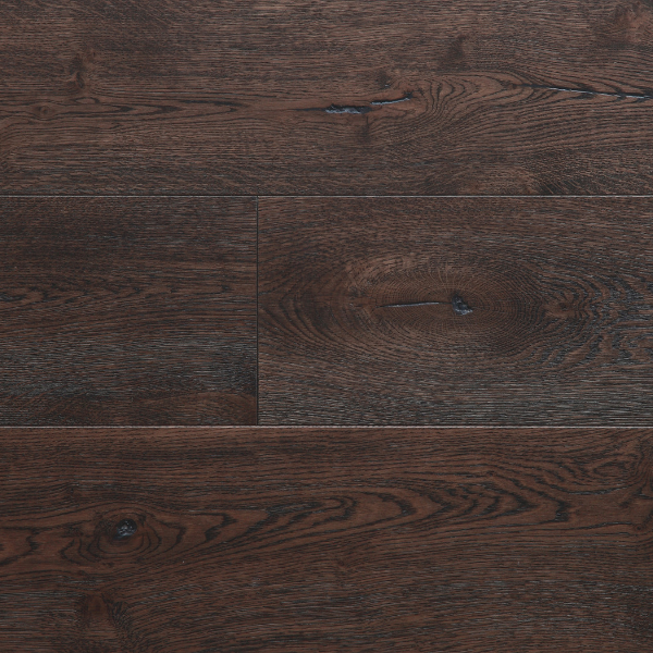Slate Grey - Genuine French Oak, Elegant Oak