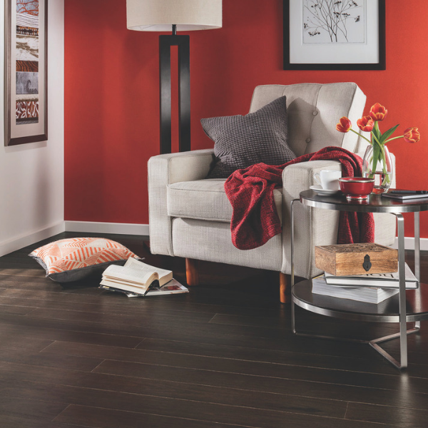 Tungsten Metallon™ engineered flooring