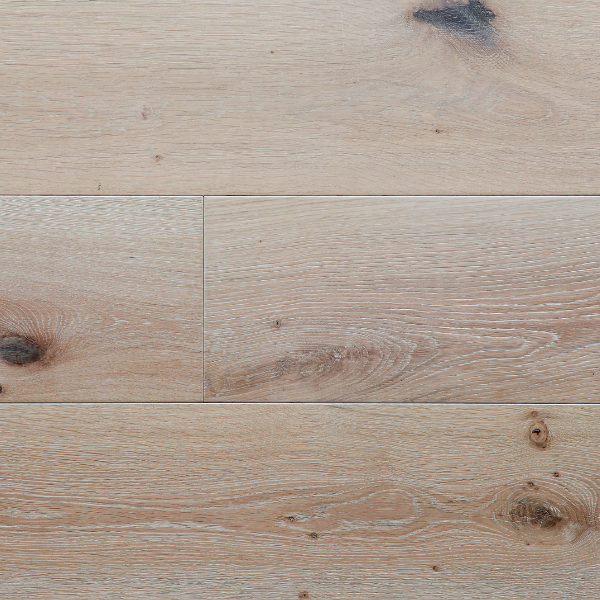 Whitewash European Oak, Clic Oak Range