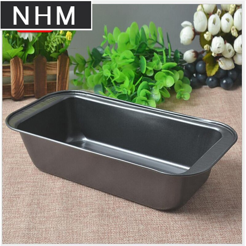 1 PCS Cake mould baking appliance non-clay bread mold rectangular carbon steel toast mold cake