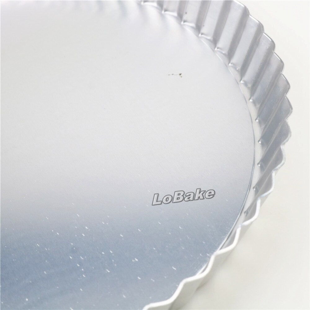 11 inches loose 28cm bottom aluminium anodising chrysanthemum wavy pie pan pizza stone pancake