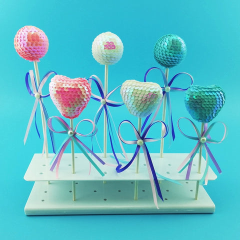 1PC Classic Cake pop Lollipop Chocolate pop 19 holes Stands/Display/Hodler/Base/Shelf Bakeware