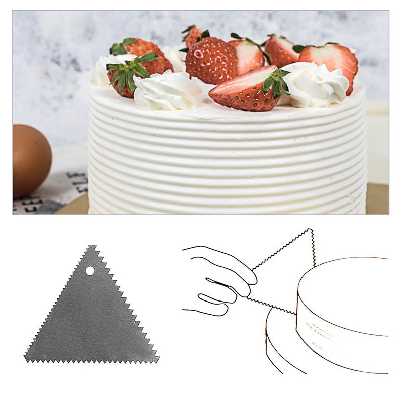 1PC Stainless Steel Adjustable Wire Cake Cutter Slicer Leveler DIY Cake Baking Tool High Quality