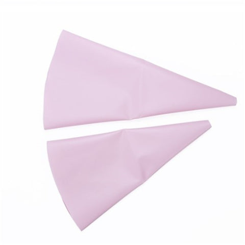 1pcs Pink Confectionery Bag Silicone Icing Piping Cream Pastry Bag Nozzle DIY Cake Decorating Baking