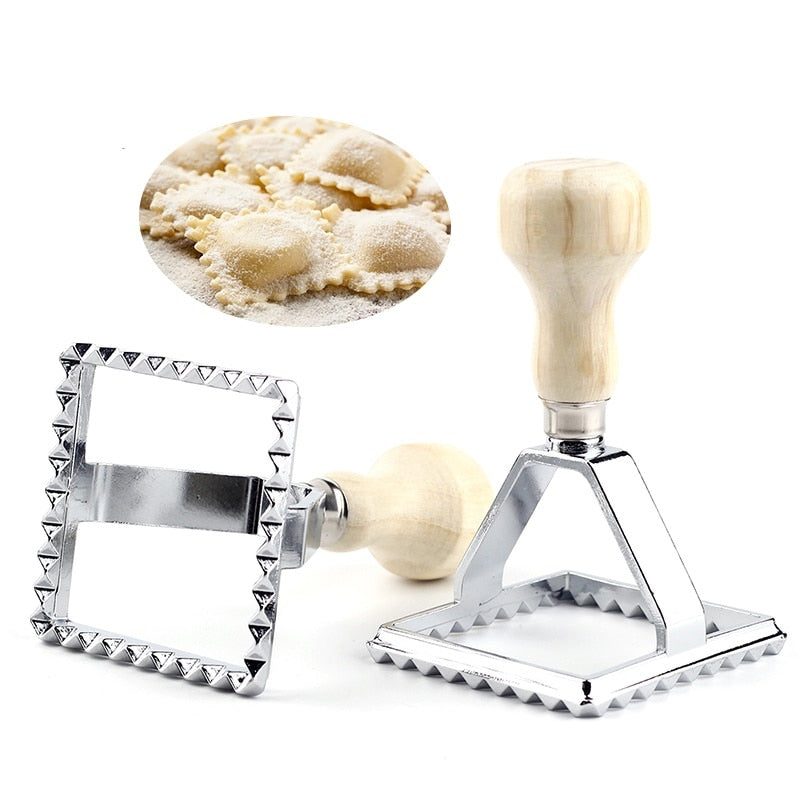 2.8'' Square Ravioli Stamp Pasta Ravioli Cutter Pastry Mold Press Ravioli Maker Ravioli Cutter
