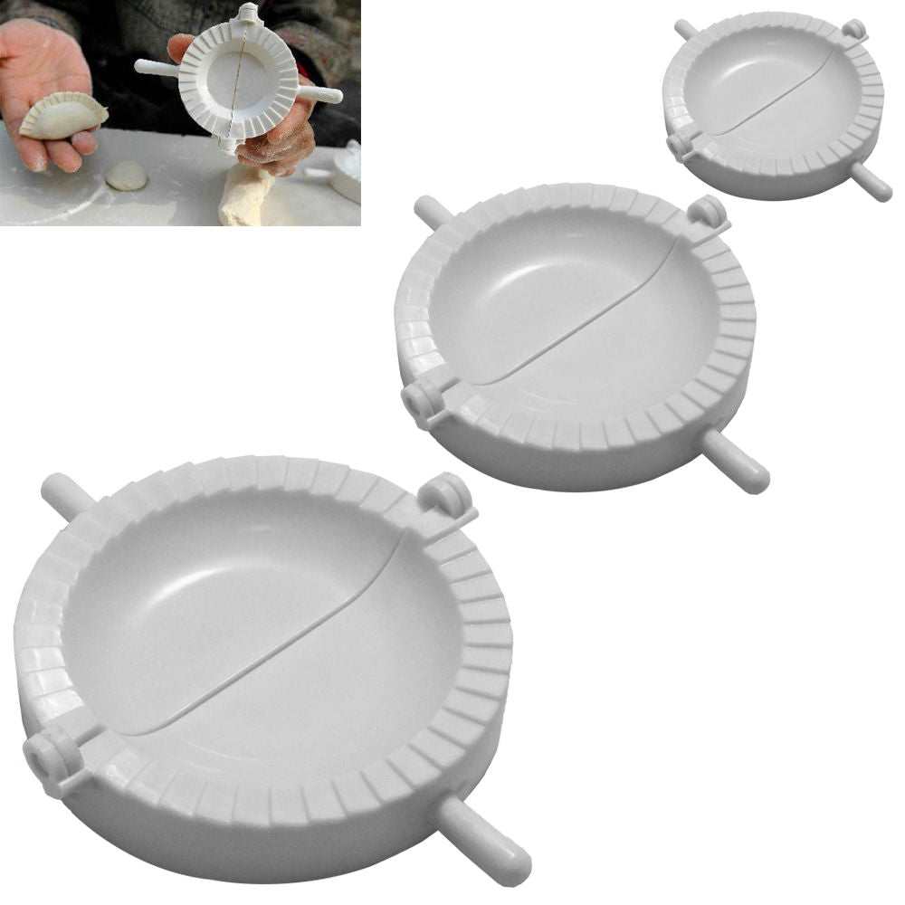 3 size DIY Maker Tool Device Empanada Easy Dumpling Kitchen High Quality Mould Jiaozi Cooking