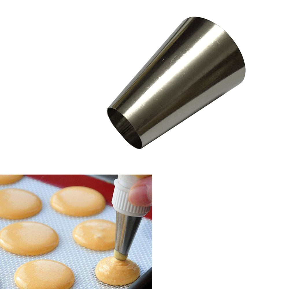 #809 Cake Decorating Tools Big High Quality Icing Piping Cream Nozzles Tips Bakeware Pastry Tips