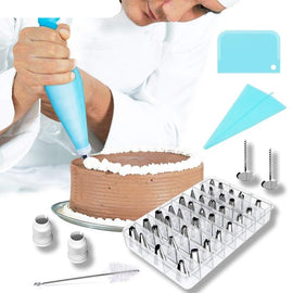 Cake Decorating Tools Dessert Decorators Silicone Russia Icing Piping Nozzles Pastry Nozzle Sets