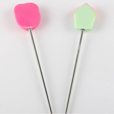 Convenient Cake Tester Baking Skewer Cupcake Muffin Testing Cooking Bread Probe Stainless Steel