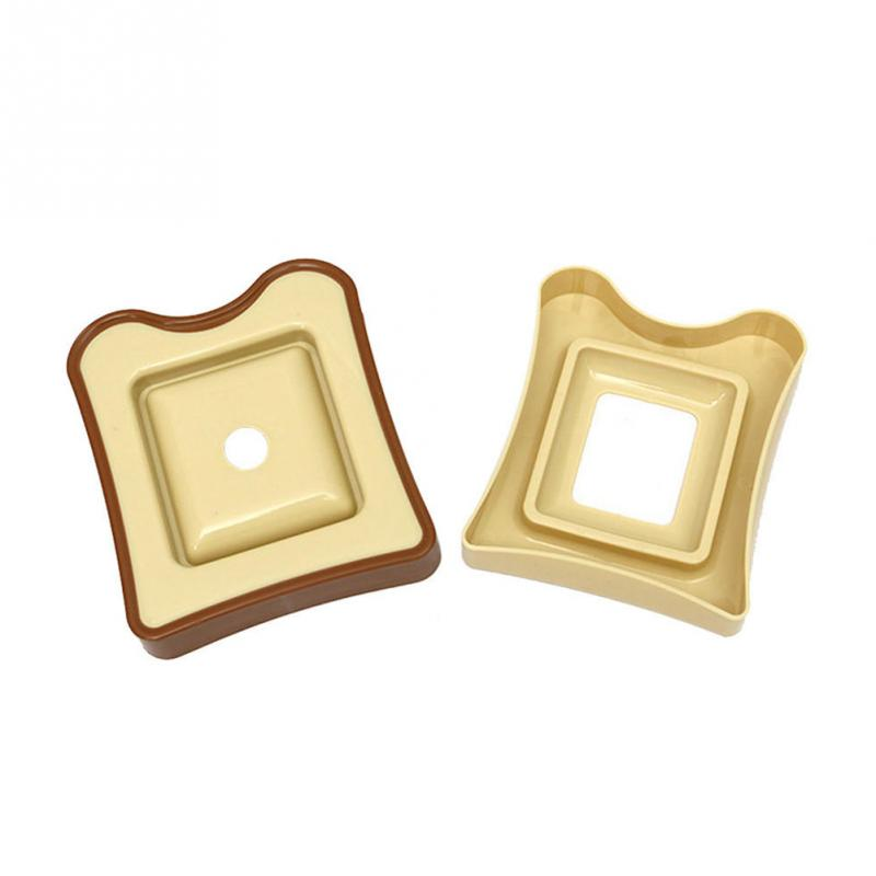 Sandwich Bread Toast Maker Mold Cutter DIY Kitchen Tool