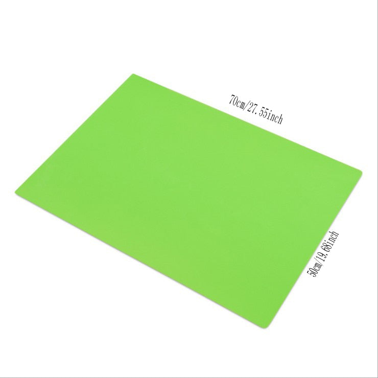 Dough Silicone Bake Mat sugar craft Pastry Roll Non-stick Sheet Pad Kitchen Accessories