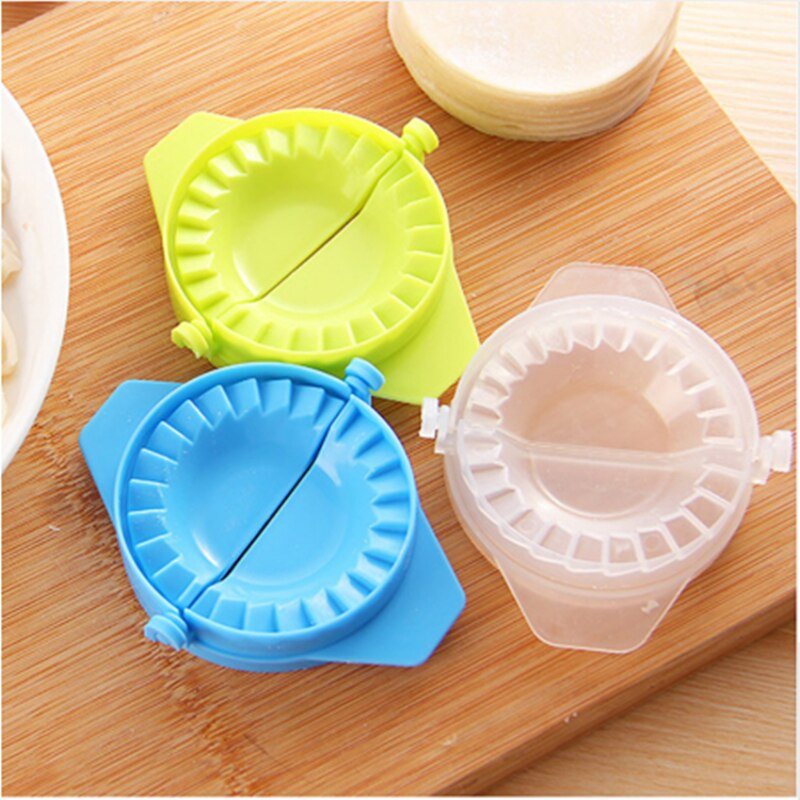 Dumplings Modelling Kitchen Tools Magic Creative Manual Pack Machine Household Manual Dumpling