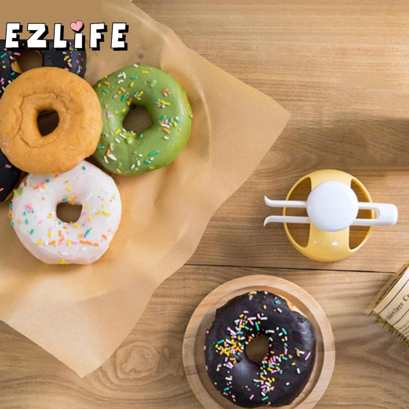 Creative DIY Donut Mold Cake Decorating Tools Desserts Bread Maker Baking Supplies Kitchen