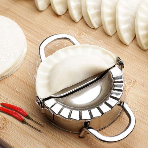 Dumpling Mold Dumpling Wrapper Cutter Making Machine Cooking Pastry Tool Kitchen Tools