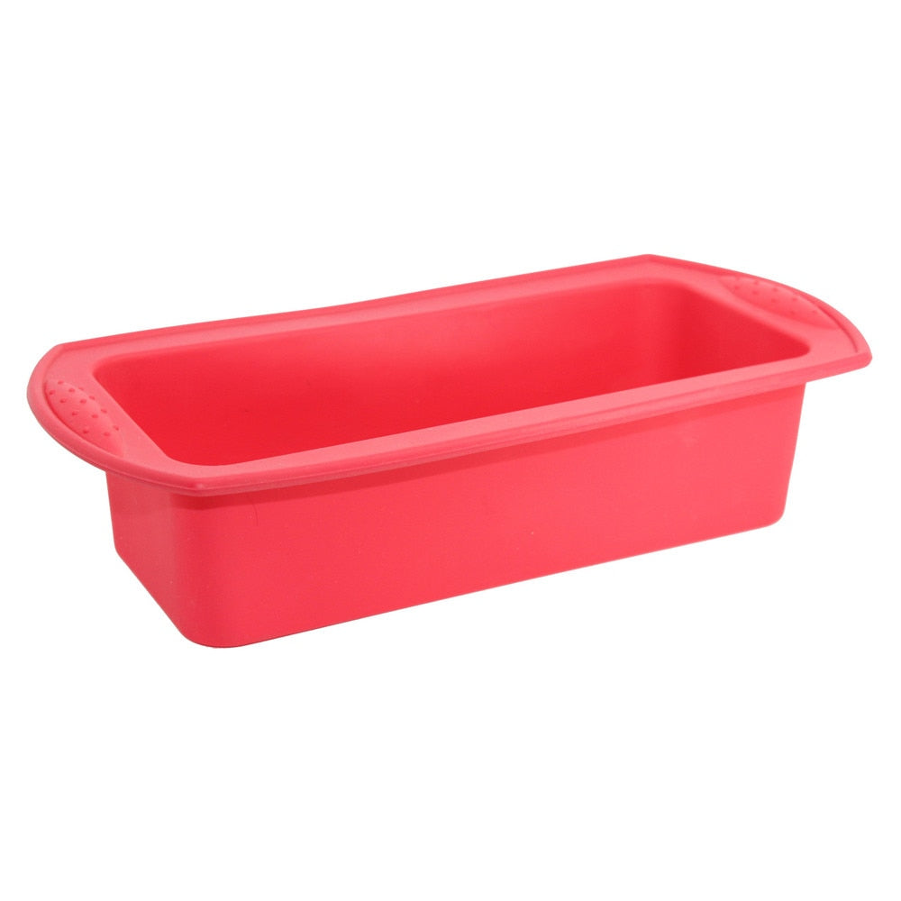 High Quality Silicone Baked Cake Mold For Cake And Bread Of Any Kind Cupcake Baking Fondant Candy