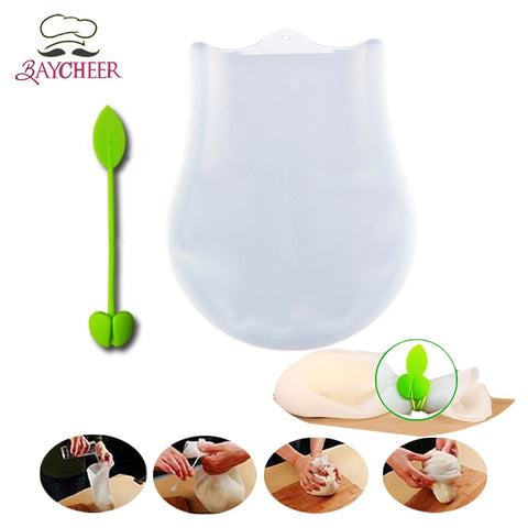 Silicone Kneading Dough Bag for Bread, Multifunctional Cooking Tool - Silicone