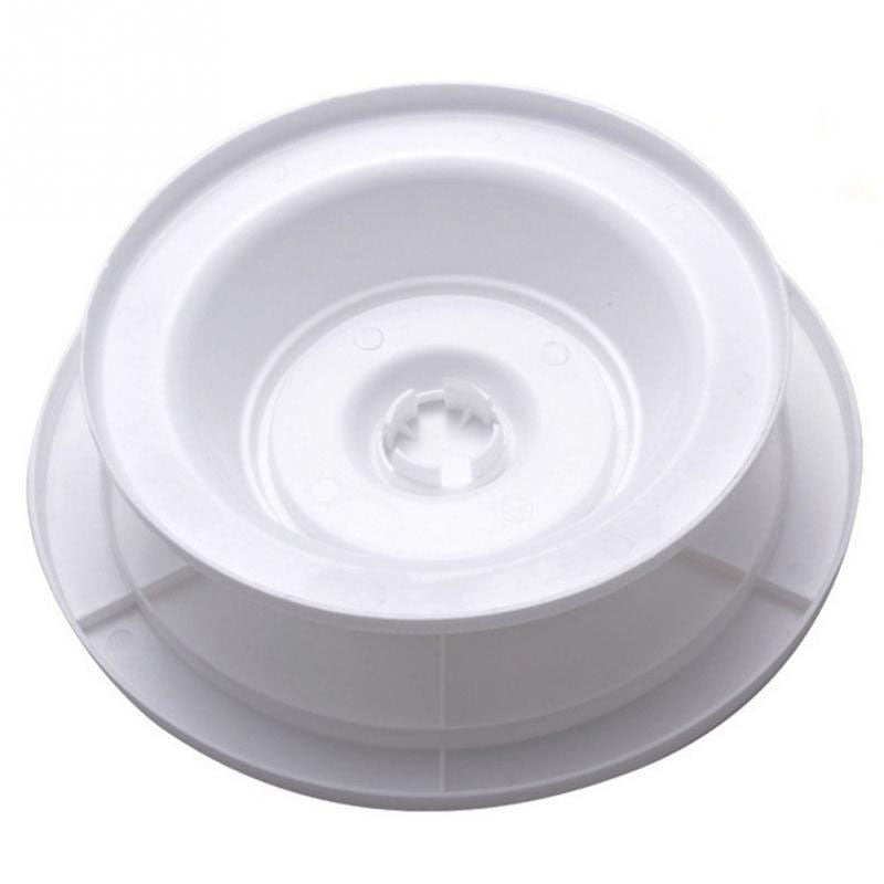 Hot Kitchen Cake Plate Revolving Decoration Stand Platform Turntable Round Rotating Cake Swivel
