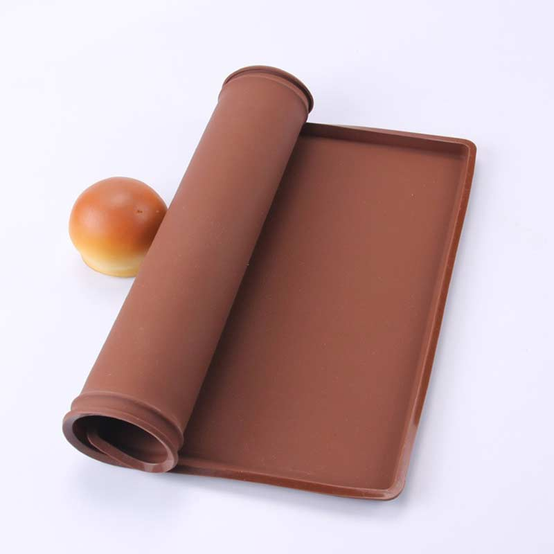 Hot Sale Non-Stick Silicone Multifunction Oven Mat Baking Cake Pad Swiss Roll Pad Bakeware Baking