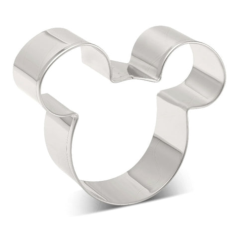KENIAO Mickey Mouse Cookie Cutter for Kids Party Biscuit / Fondant / Pastry / Sandwiches Cutter - 10